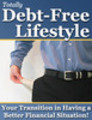 Thumbnail Totally Debt Free Lifestyle PLR eBook + Turnkey Website!