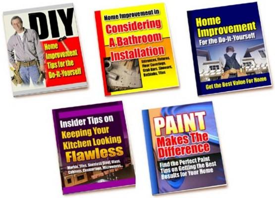 5 no restriction plr ebooks diy home improvement download ebooks pay for 5 no restriction plr ebooks diy home improvement solutioingenieria Gallery