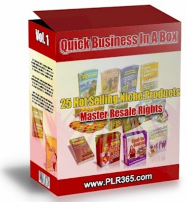 Pay for Business In A Box Download 25 Hot Selling Products MRR!