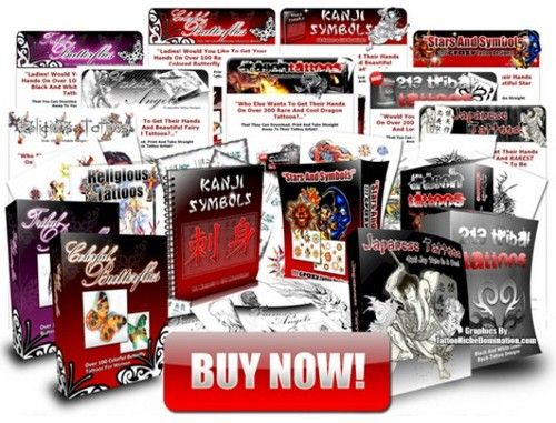 Pay for 9 Tattoo eBooks + Turnkey Websites MRR Package