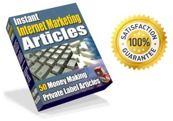 Pay for 50 Internet Marketing PLR Articles - Affiliate Marketing PLR