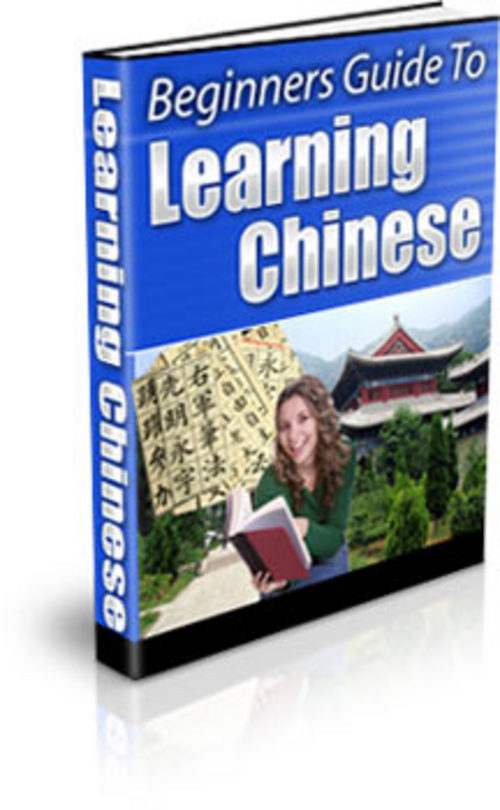 Pay for Learn Chinese PLR eBook