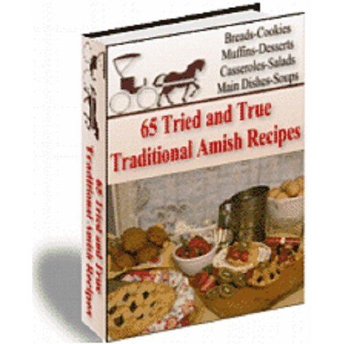 Pay for 65 Amish Recipes MRR eBook + Turnkey Website!