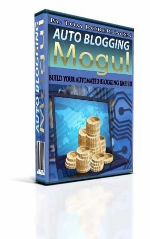 Pay for Auto Blogging Mogul