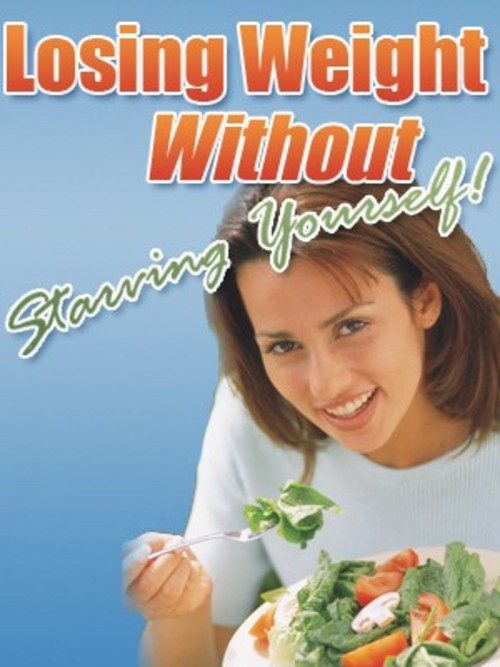 Pay for Losing Weight Without Starving Yourself PLR eBook Package