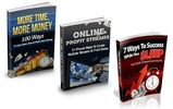 Thumbnail More Time & More Money, Online Profit Streams, 7 Ways To Suc