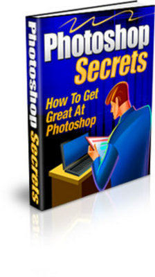 Pay for Photoshop Secrets with PLR and MRR