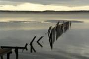 Thumbnail Lake and Mist, 001