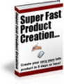 Thumbnail Super Fast Product Creation