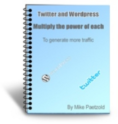 Pay for Twitter and Wordpress