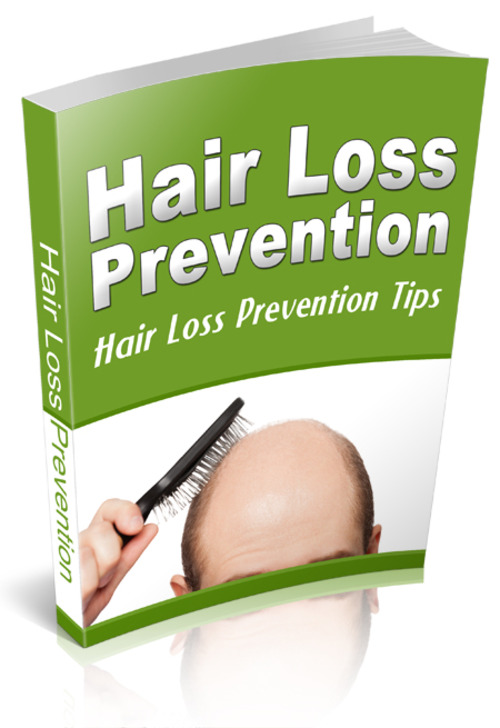 Pay for Hair Loss Basics & 100 Hair Loss Tips & Hair Loss Prevention