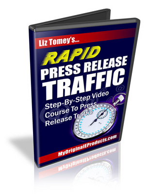 Pay for *NEW* Rapid Press Release Traffic Video Tutorials with Mrr