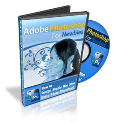 Pay for Adobe Photoshop for Newbies Video Tutorials with Mrr