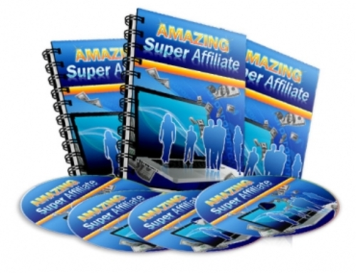 Pay for Amazing Super Affiliate. (Video Course)