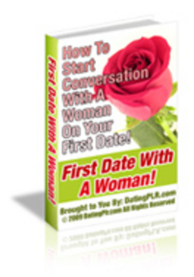 Pay for How To Start A Coversation With A Woman On Your First Date