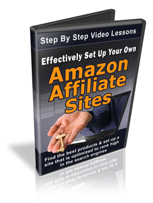 Pay for Amazon Affiliate Sites Video Course