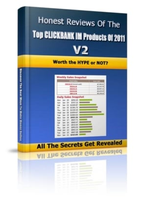 Pay for TOP Clickbank IM Products of 2011 Version 2.0