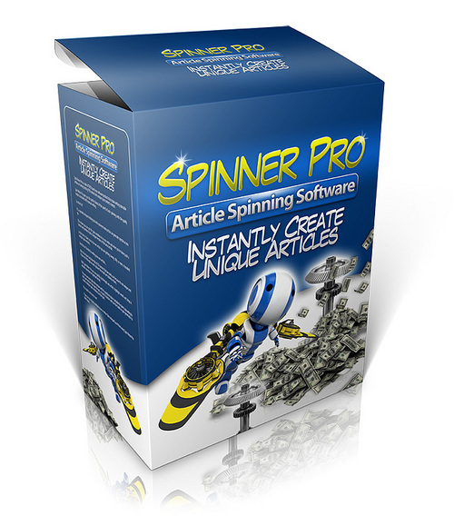 Pay for Spinner Pro Software Suite