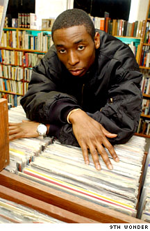 Pay for 9th Wonder Drum Kit