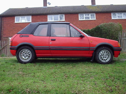 Pay for 1983-1997 Peugeot 205 (A to P registration) Petrol Workshop Repair Service Manual