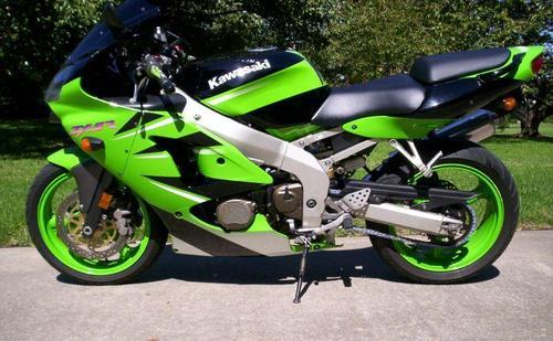 1985 Gpx600r  Ninja 600r  Ninja 600rx