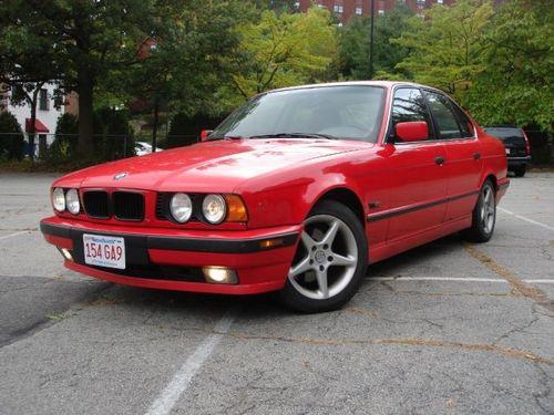 1988-1995 BMW 5-Series (E34) (525i, 525iX, 530i, 535i, 535i Sport & 525i  Sport, 540i, 540i M-sport, M5) Workshop Repair Service Manual BEST DOWNLOAD  -