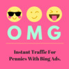 Thumbnail Instant Traffic For Pennies With Bing Ads.