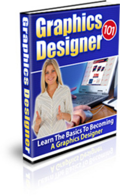 Pay for Graphics Designer 101 eBook