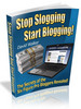 Thumbnail Make Money Blogging - Stop Slogging Start Blogging (MRR)