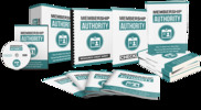 Thumbnail Membership Authority Ebook With Resell Rights