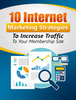 Thumbnail 10 Internet Marketing Strategies to Increase Traffic
