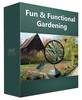 Thumbnail Fun and Functional Gardening 2016 With Resell Rights