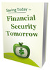 Thumbnail Financial Security Tomorrow With Resell Rights