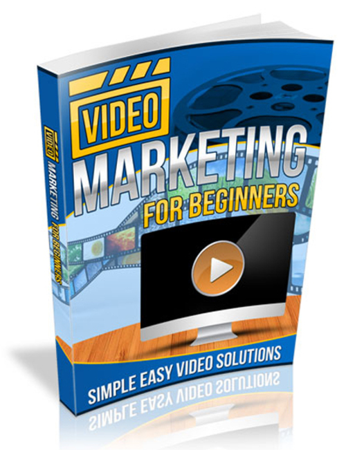 Pay for Video Marketing For Beginners with Resell Rights