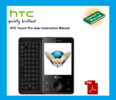 Thumbnail HTC Touch Pro User Instruction Manual