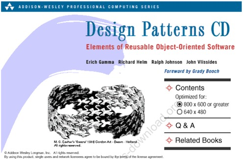 Pay for Design Patterns-Elements of Reusable Object-Oriented Softwar