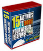 Thumbnail 15 Easy Ways to Boost your Website Response(RR)