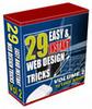 Thumbnail 29 Easy & Instant Web Design Tricks Volume 2 (RR)