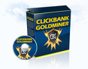Thumbnail Hot Item Clickbank Goldminer with MRR