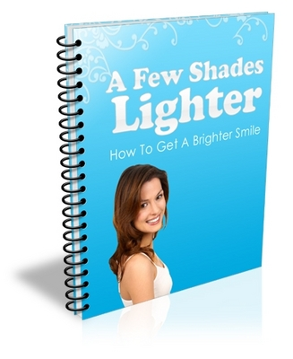 Pay for A Few Shades Lighter (PLR)