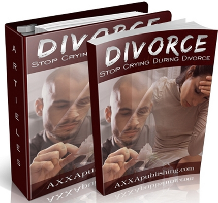 Pay for Stop Crying During Divorce (PLR)
