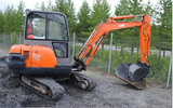 Thumbnail Hitachi Zaxis 30 35 40 45 Excavator Workshop Service Manual