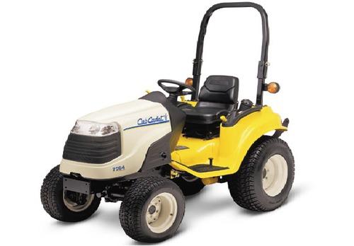 Cub Cadet 7200 : Cub cadet compact tractor series service manual