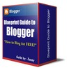Thumbnail Ebook with Blueprint on Blogging for Free