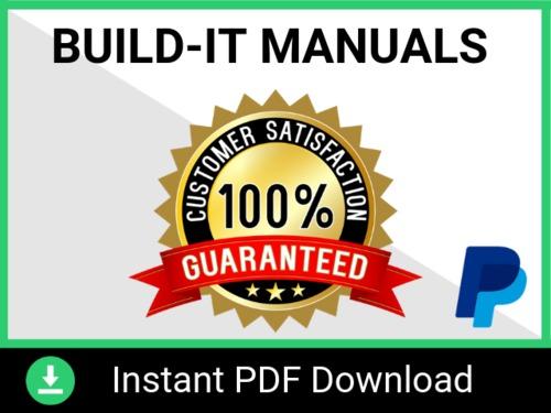 Pay for DB58 DB58T DB58TIS Parts Service Manual Doosan Diesel engine