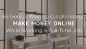 Thumbnail 65 Genius Ways How To Make Money Online Legitimately