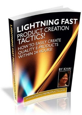 Pay for Lightning Fast Product Creation: Master Resell Rights