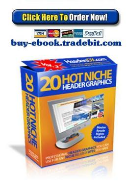 Pay for 20 Hot Nice Header Graphics