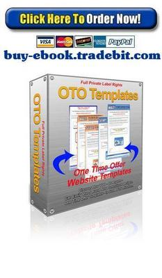 Pay for OTO Templates