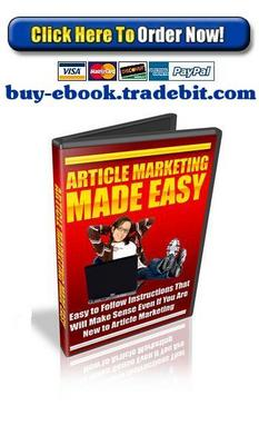 Pay for Article Marketing Made Easy